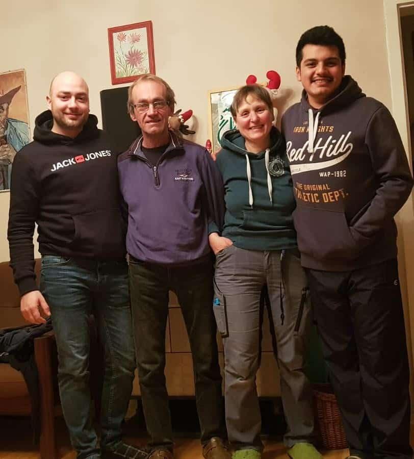 11. Dezember: Wie ist es, einen jungen Menschen aus Bolivien als Gastfamilie aufzunehmen?