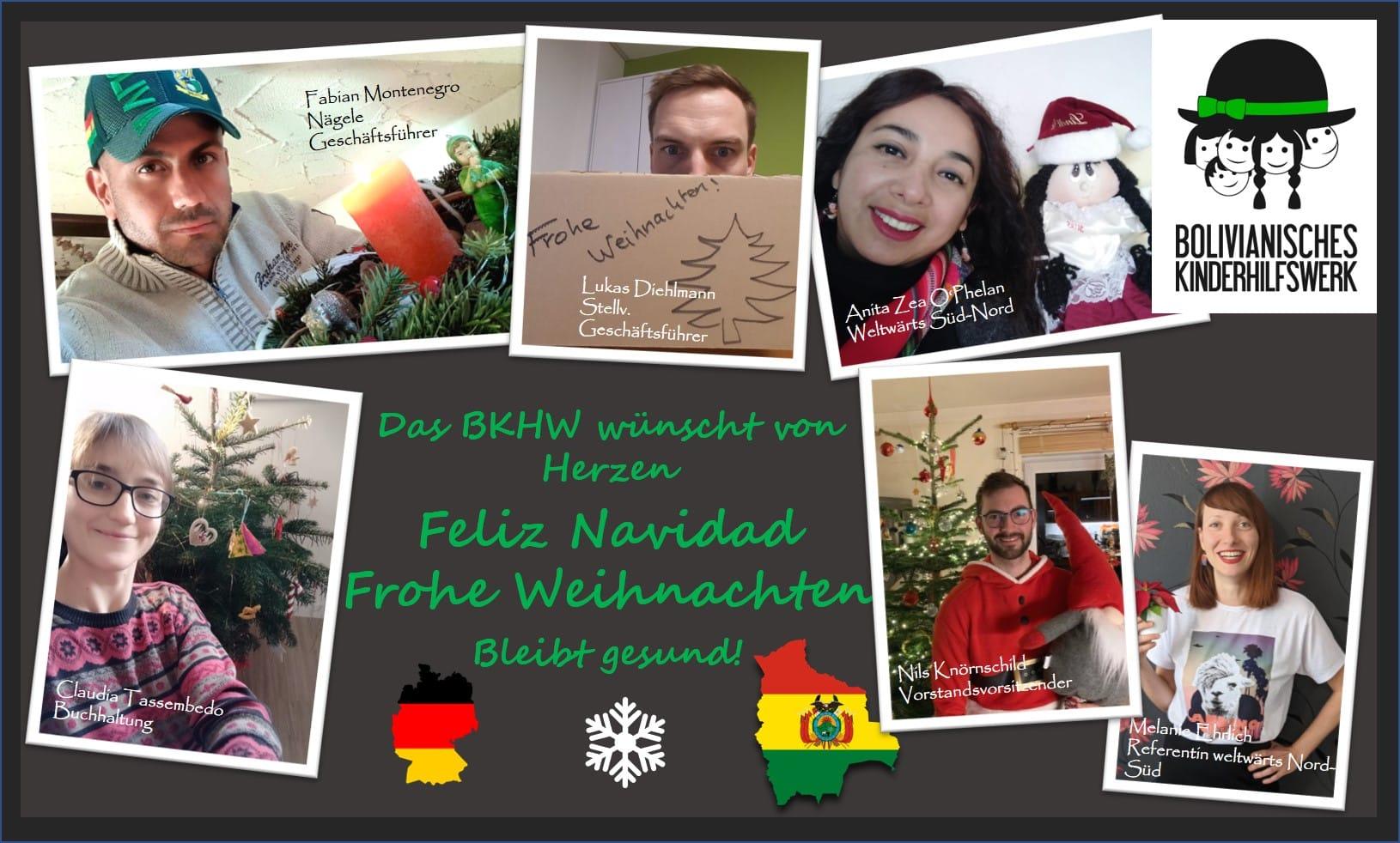 24. Dezember: Frohe Weihnachten!
