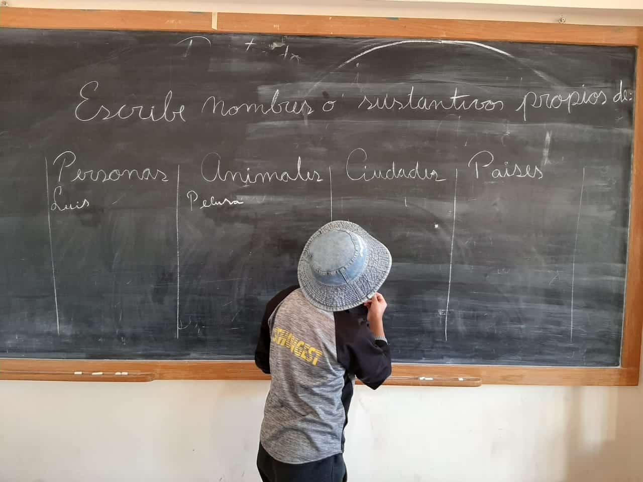 Bildung in Bolivien
